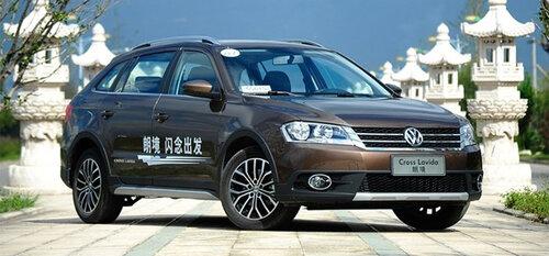 Volkswagen готовит для китайского рынка универсал