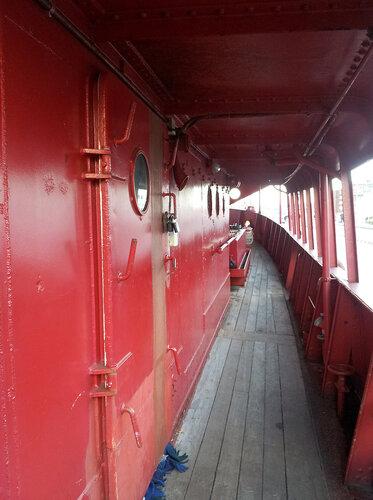 На борту Брайтсайда