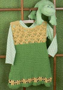 Лимонный сироп (платье от K.J. Hay)