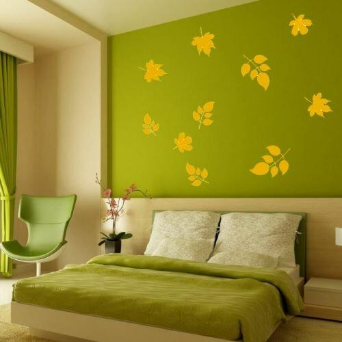 Декоративные наклейки на стены