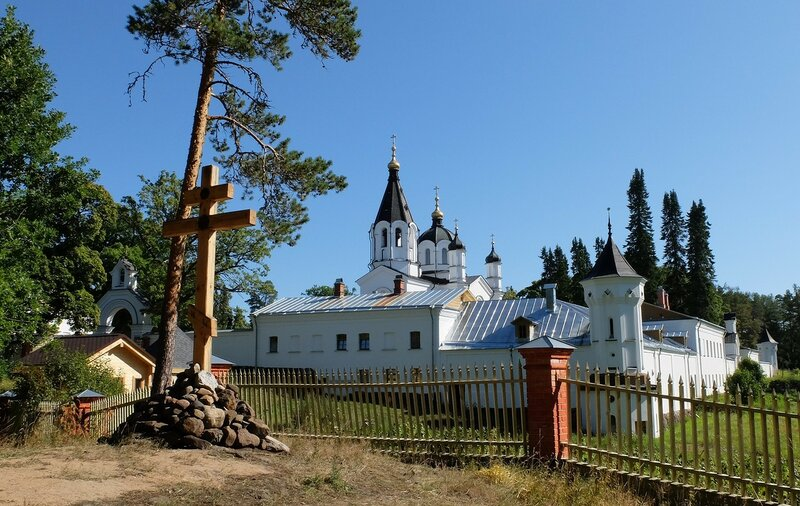 РФ, применяется остров валаам монастыри монахи фото история
