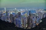 Hong Kong By Night - Victoria Peak
