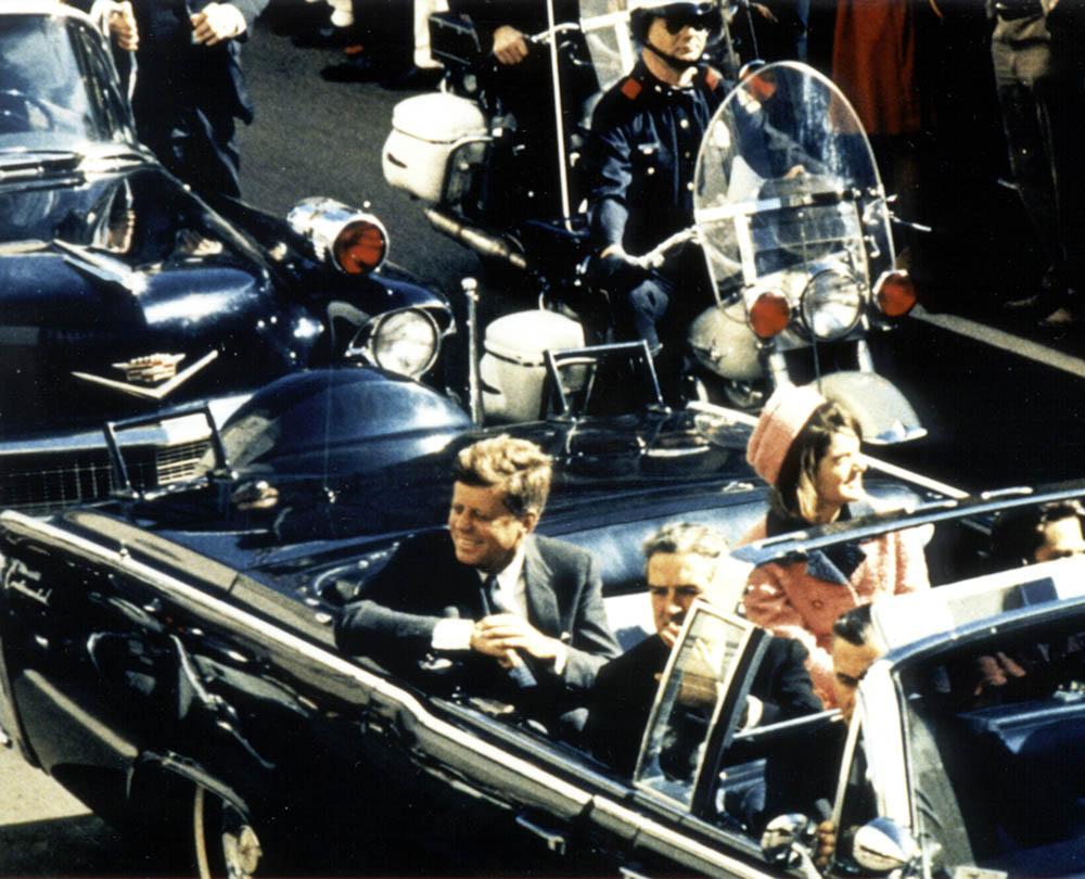 Юбилей убийства Джона Кеннеди