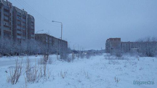 Фотография Инты №6294  Мира 59, 69, 66 и Морозова 16 16.11.2013_14:35