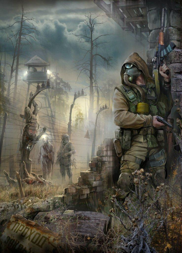 Скачать S.T.A.L.K.E.R.: Shadow of Chernobyl