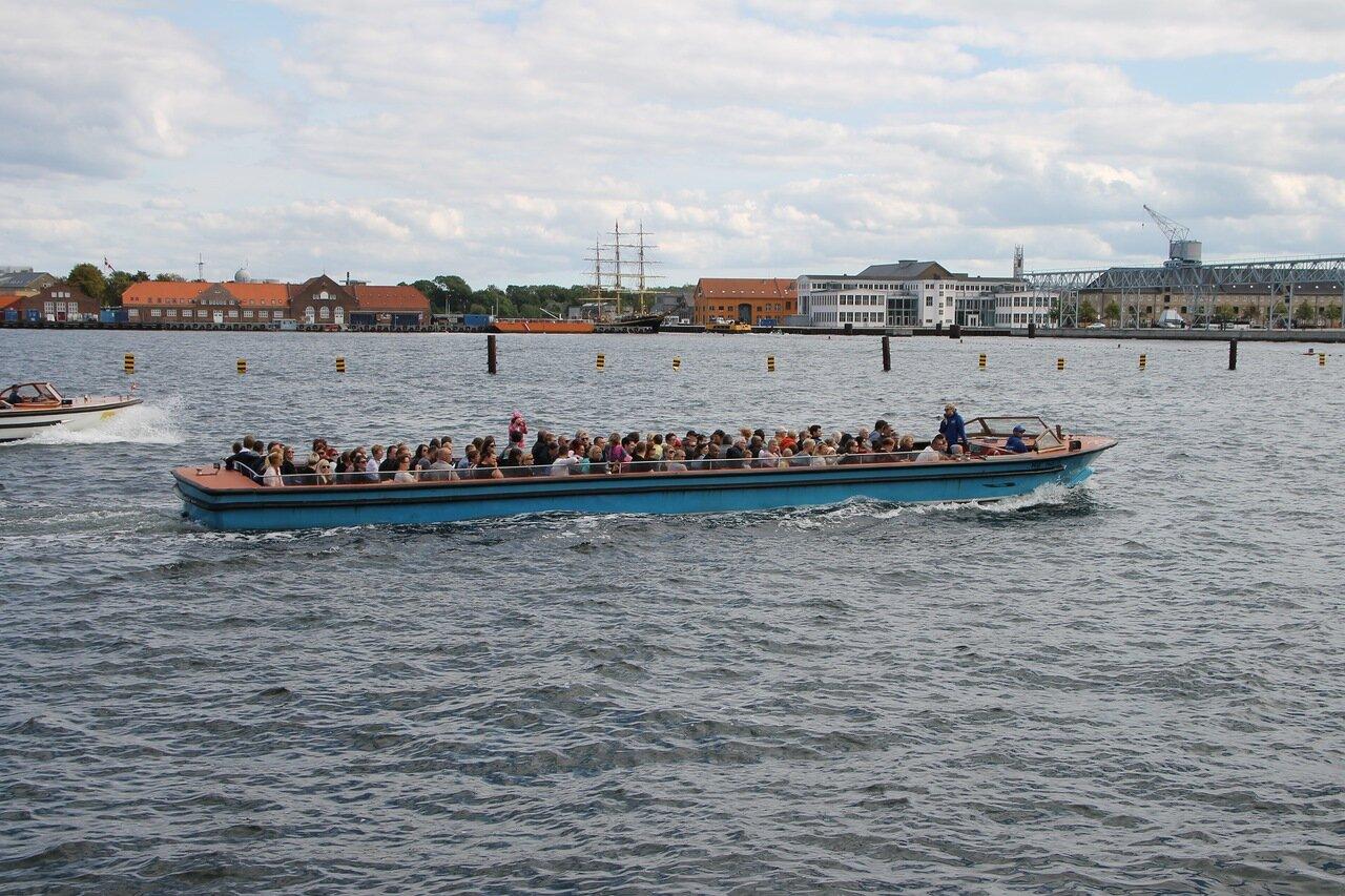 Копенгаген. Индерхавн (Inderhavn)