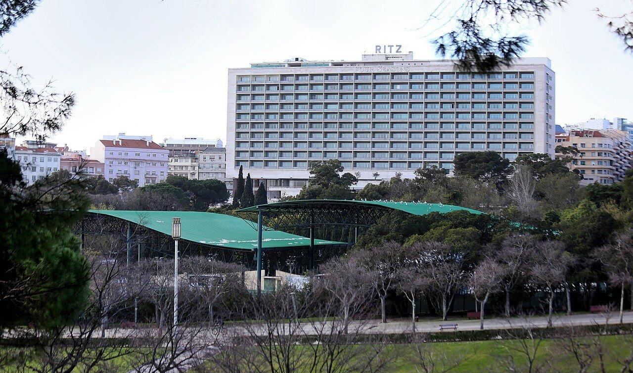 Lisbon. Park Eduardo VII (Parque Eduardo VII)