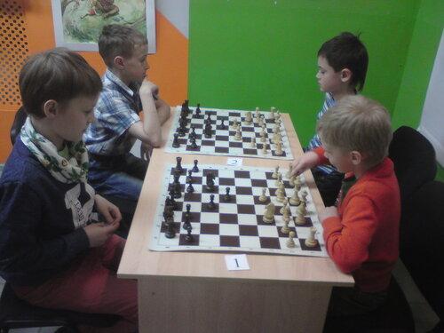 шахматы турниры партии