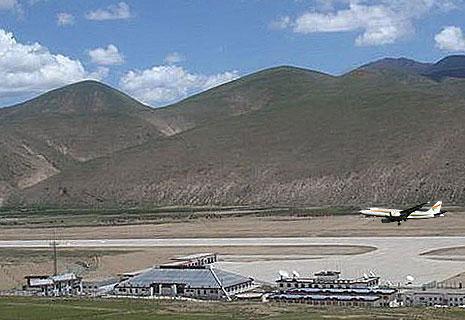 ТОП Самые опасные аэропорты мира (фото 10)