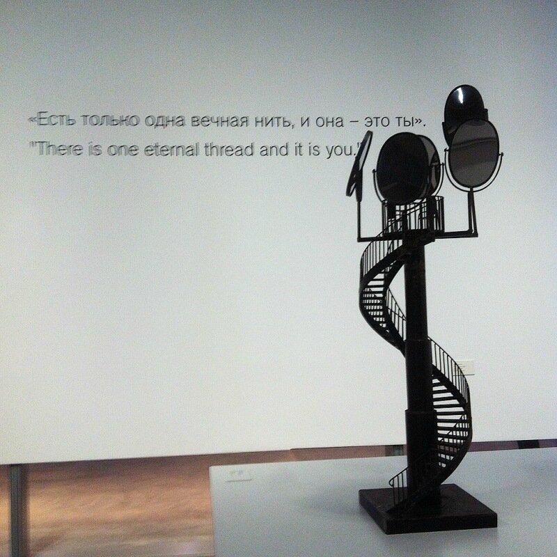 Луиз Буржуа. Верхние этажи