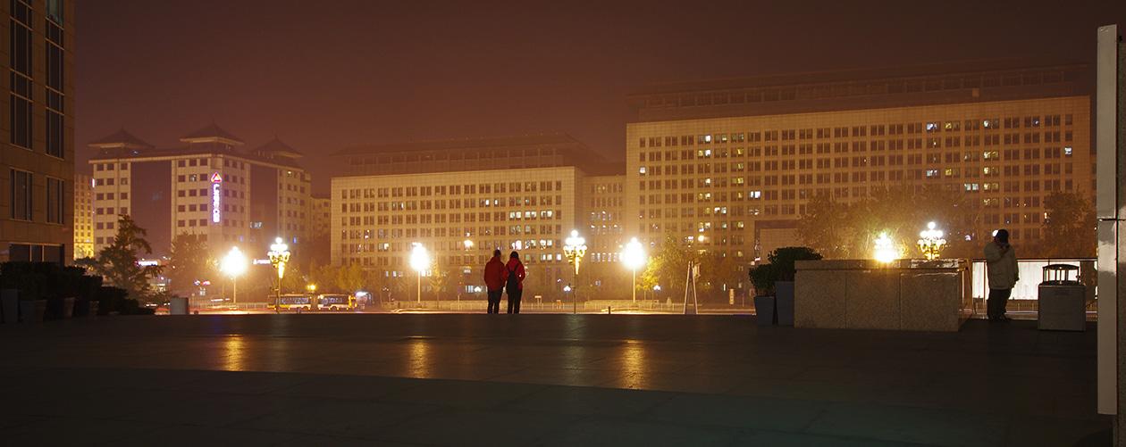 Пекинская романтика