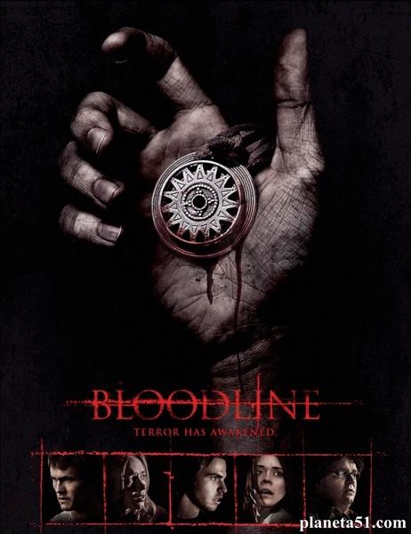 Тайна рода / Bloodline (2013/DVDRip)