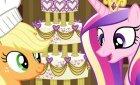 Дизайнер торта для маленьких пони