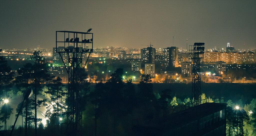 Пример фотографии, снятой на Nikon D5100 при максимальном значении ISO 6400 единиц
