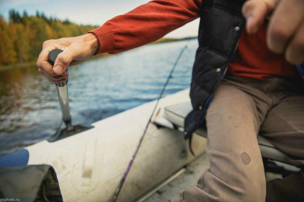 Карельская рыбалка, Гайдин