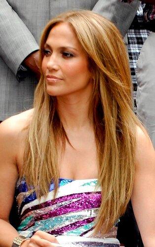 Jennifer Lopez Unveils