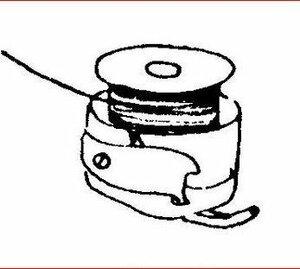 90% мастериц неправильно заправляют нитки в швейную машину