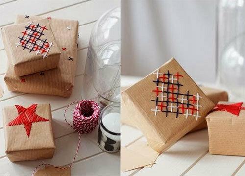 Пакуем подарки: быстро и красиво