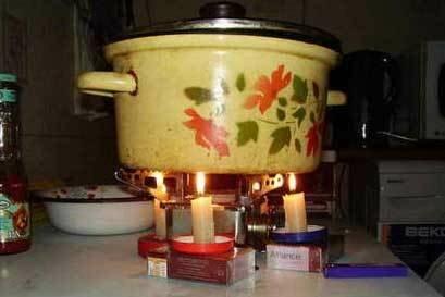 Нетрадиционный нагрев воды