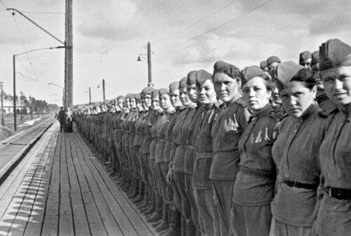 женщины великой отечественной войны фото