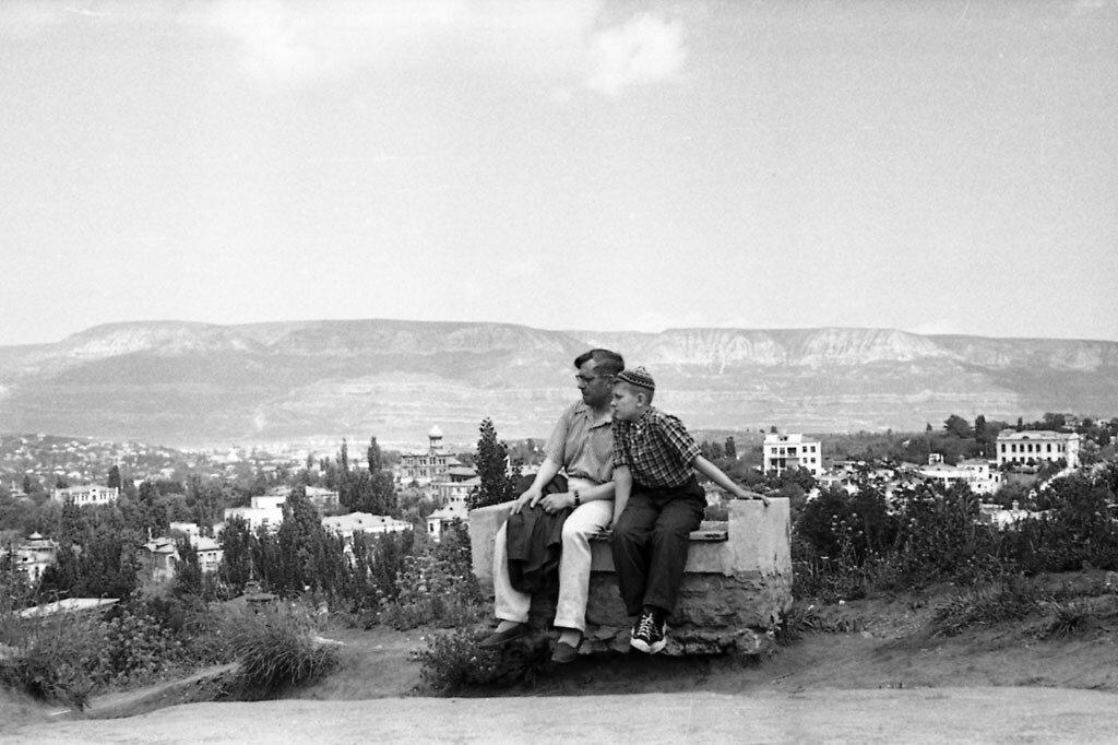 Кисловодск. 1958