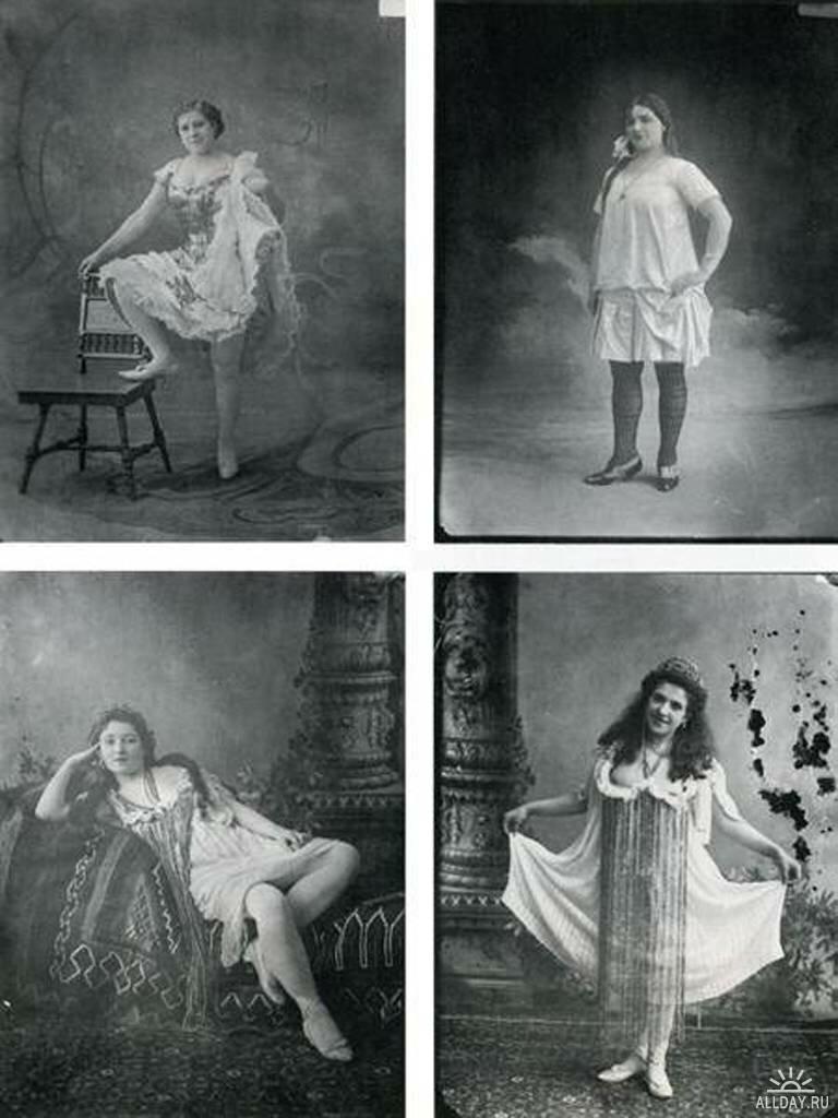 1896 Ярмарочные шансонетки Бойкова, Тосье, Венерская, Ружевич.