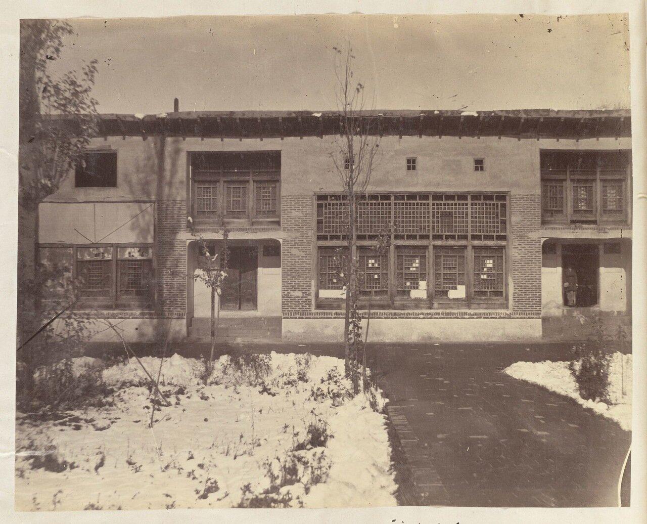 Здание в Ардебиле