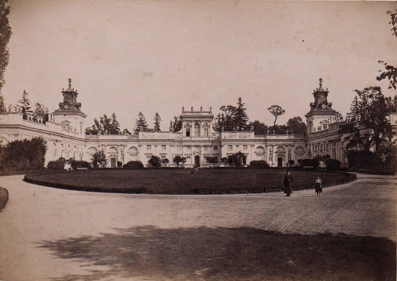 Вилянувский дворец 1890-е