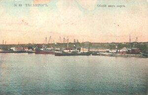 Общий вид порта