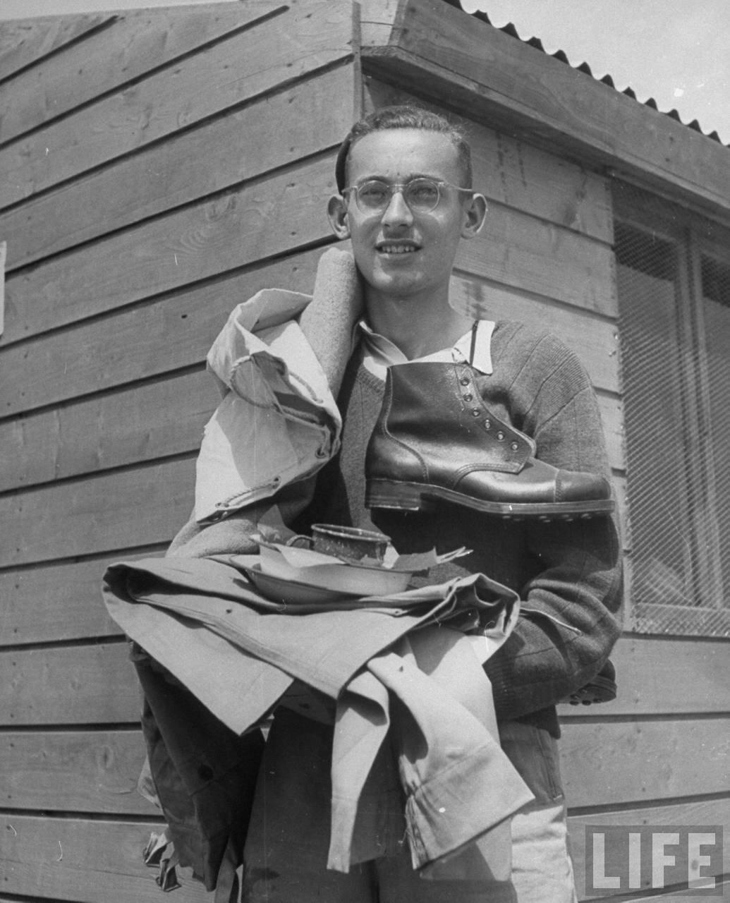 1948. Новобранец