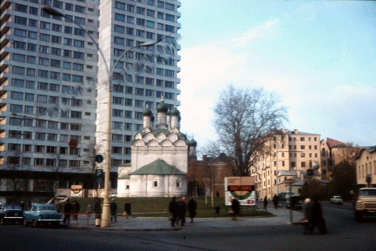 MOSCOU - Eglise Saint Siméon