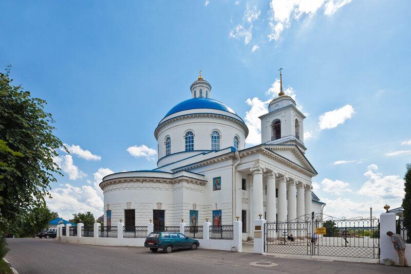 Церковь Святителя Николая (Николы Белого) в Серпухове