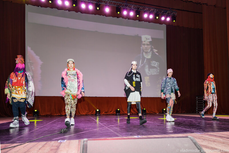 Современная японская мужская мода