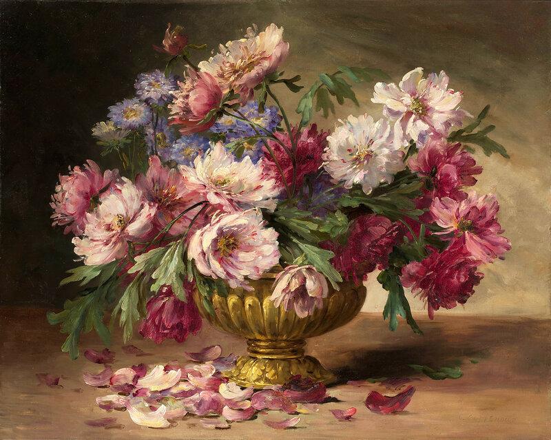 Edmond Van Coppenolle (Belgian, 1846 - 1914). ����� ������ ������-������...