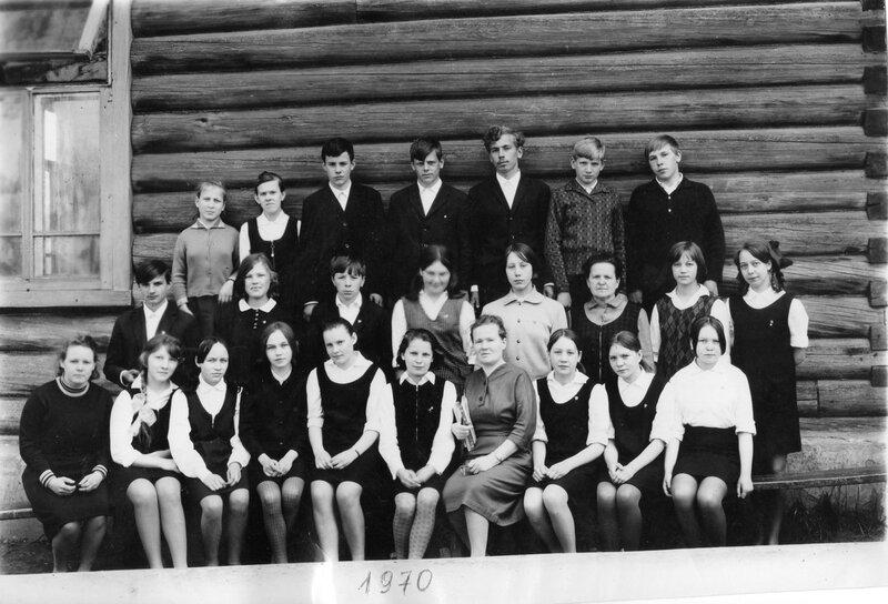 Выпуск 1970 г.