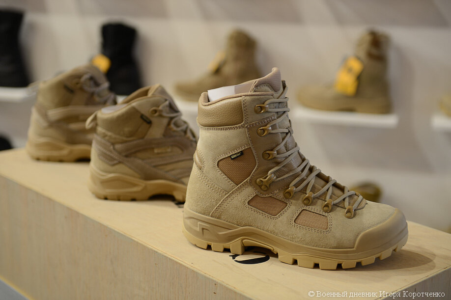 Армейская обувь от турецкой фирмы YDS  i korotchenko 849db09b336