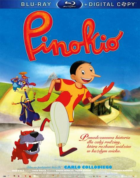 �������� / Pinocchio (2012) BDRip 720p + HDRip