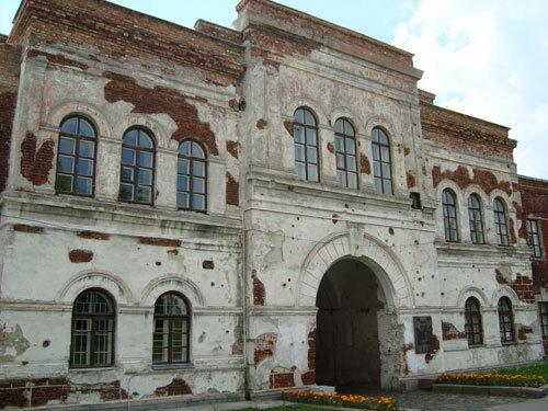 Отдых в Беларуссии: Брестская крепость