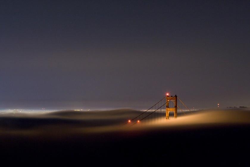Красивые фотографии тумана в Сан Франциско, США 0 14228c 35d2d1bd orig
