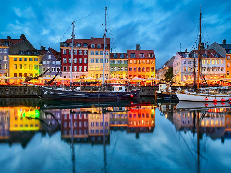 Датская столица в этом году сохранила статус одного из самых дорогих городов мира из-за высоких цен