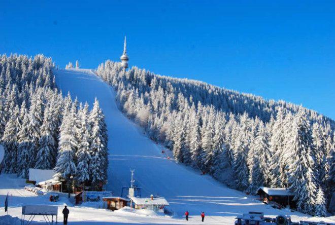 Каникулы близко: топ-5 бюджетных горнолыжных курорта (1 фото)