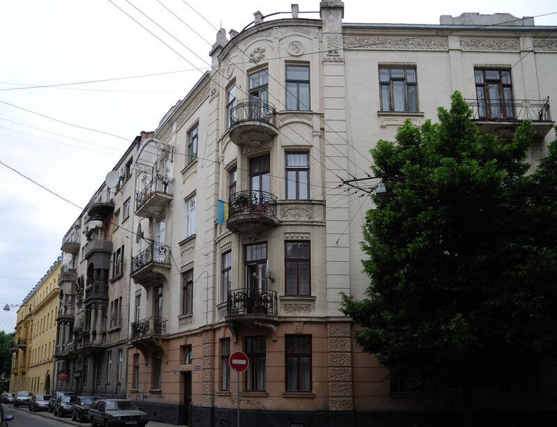 ул. Кониского, дом 4а