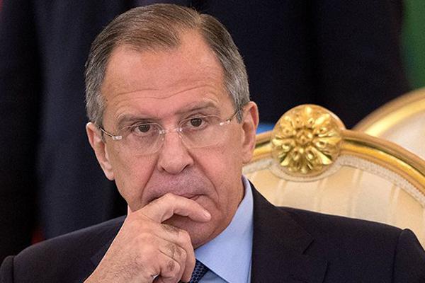 Руководитель МИД РФ Сергей Лавров прибыл вАзербайджан