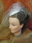Свадебная шляпка ФАННИ