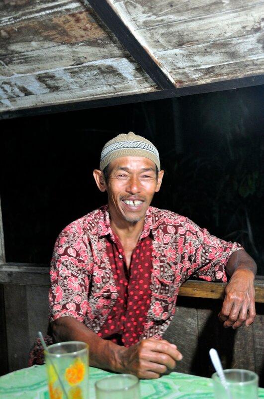 Кофешоп в Индонезии