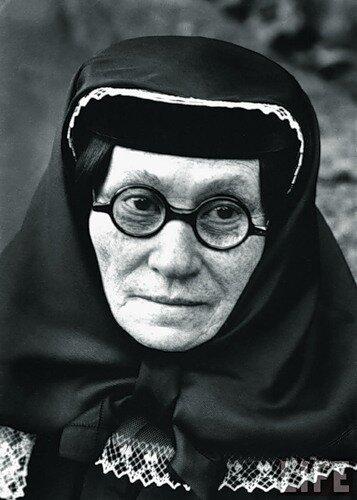 Мать И.В. Сталина - Екатерина Георгиевна Геладзе.