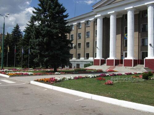 Здание Артемугля