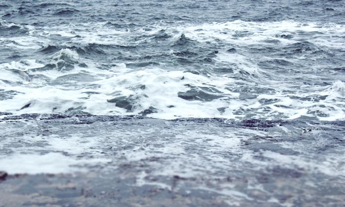 одесса-зима-зимнее море
