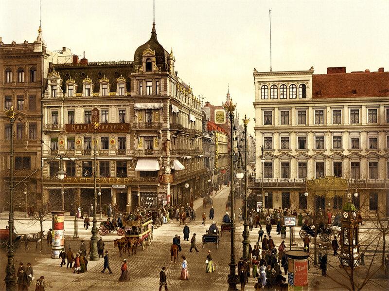 Европа в цвете (1890-1900-е гг.)