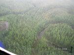 Хушма в тумане. River Hushma is in fog.